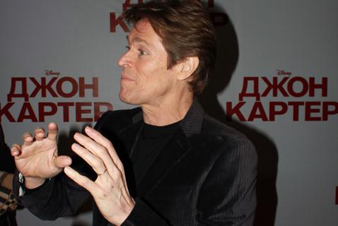 Ретрофутуризм. В Москве прошла премьера фильма «Джон Картер». Изображение № 9.