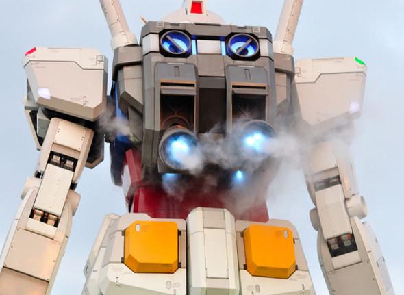 Суперроботы на вооружении у Японии. Изображение № 9.