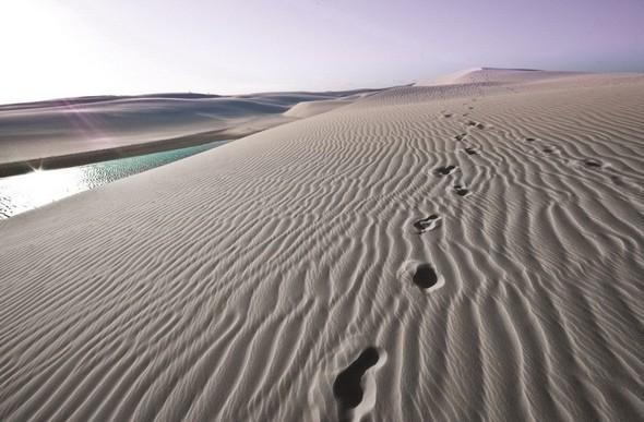 Белые пески Lencois Maranhenses. Изображение № 13.
