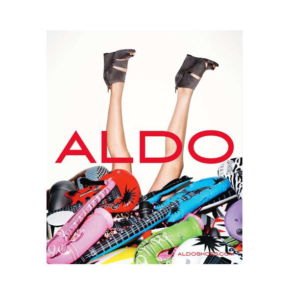 5 новых кампаний: Aldo, Juicy Couture, Missoni и другие. Изображение № 1.