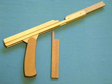 OGGCRAFT — офисное оружие. Изображение № 3.