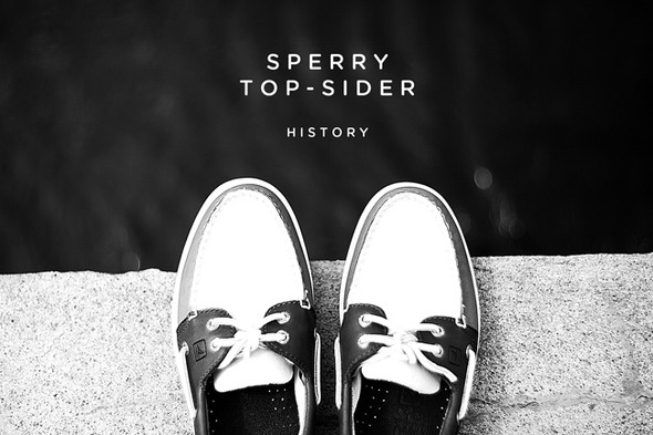 Sperry Top-Sider. История возникновения бренда. . Изображение № 1.