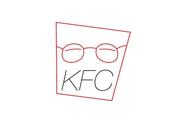Логотипы популярных брендов перерисовали тонкими линиями. Изображение № 7.