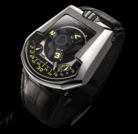 Самые странные наручные часы Топ-30. Изображение № 3.