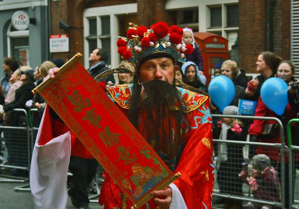 Китайский Новый Год/Английская версия. Изображение № 6.