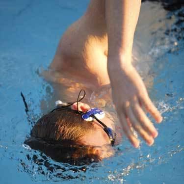 Finis SwiMP3 – подводный портативный MP3 плеер. Изображение № 1.