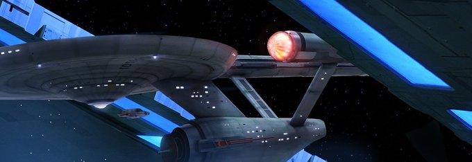 Концепт: «Энтерпрайз» 1966 года в новом «Звёздном пути». Изображение № 6.