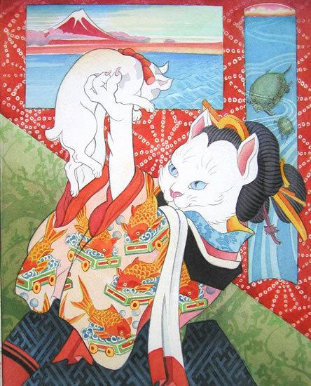 Звериная Япония Мойры Хан. Изображение № 18.