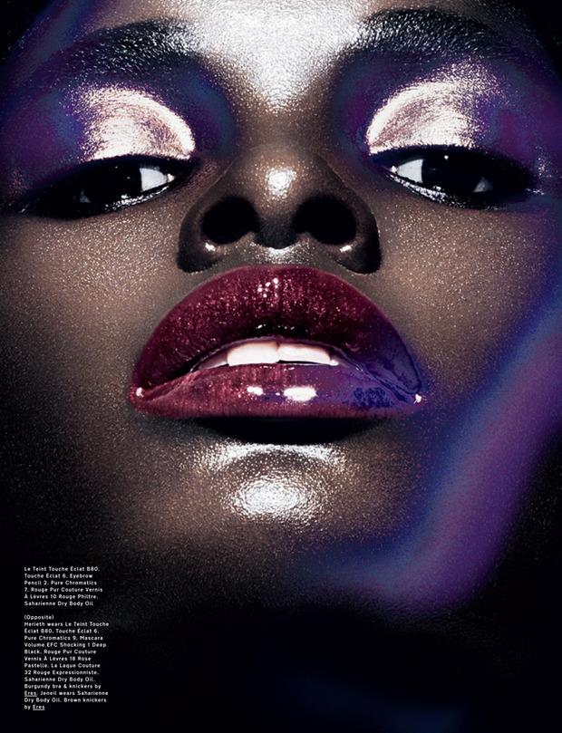 Новые съемки Dazed & Confused, Vogue, Pop и Madame Figaro. Изображение № 11.