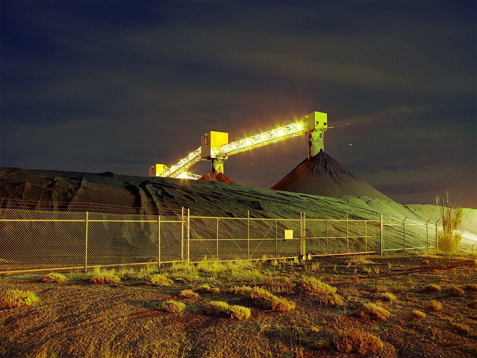Фабрики из хоррора: ночная индустриальная фотография. Изображение № 14.