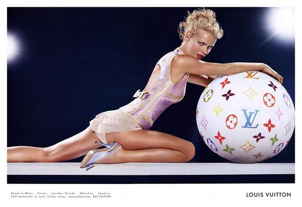 Архивная съёмка: Мерт и Маркус для Louis Vuitton SS 2003. Изображение № 6.
