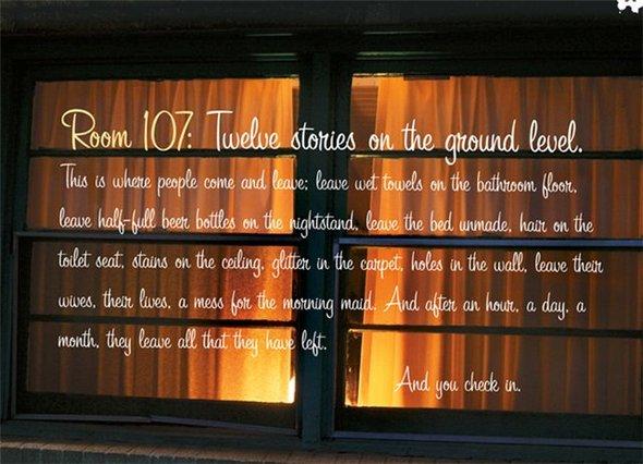 Lyndon Wade. «Room 107». Изображение № 2.
