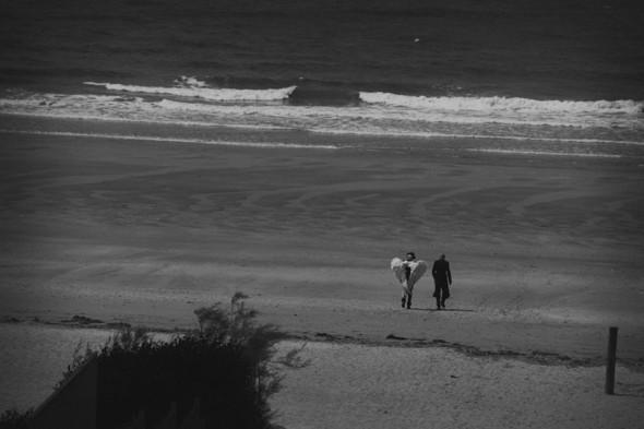Съёмка: Дафне Гренвельд и Паскаль Греггори в объективе Питера Линдберга. Изображение № 3.