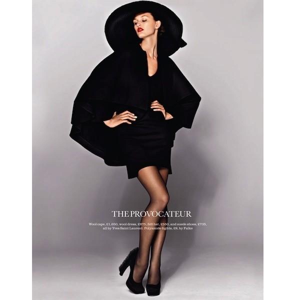 5 новых съемок: Dossier, Elle, V и Vogue. Изображение № 15.