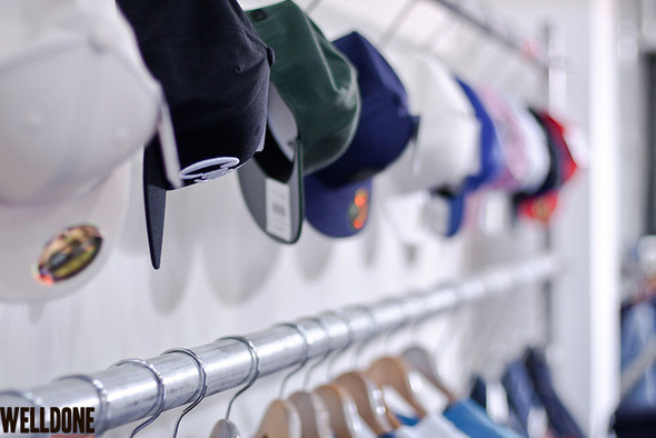 """Новый магазин одежды """"Welldone"""" в FLACON'е. Изображение № 28."""