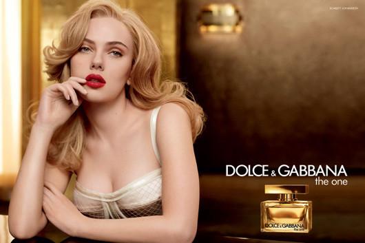 Скарлетт Йоханссон дляDolce & Gabbana. Изображение № 3.