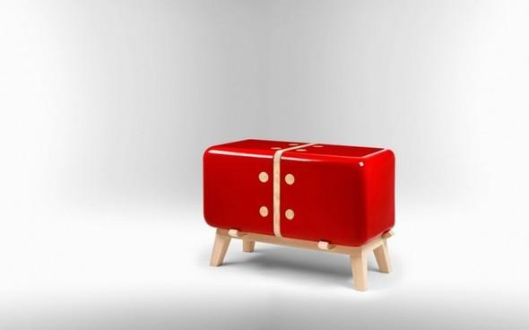 Дизайн мебели Keramos от Coprodotto. Изображение № 6.