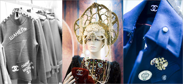 Мода любит Россию. Изображение № 2.