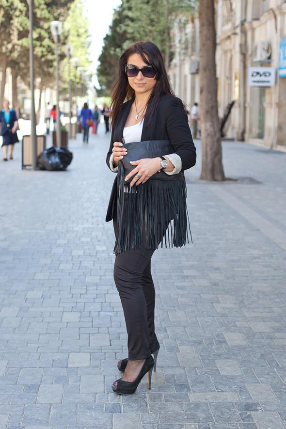 Baku Street Fashion | Spring 2012. Изображение № 8.