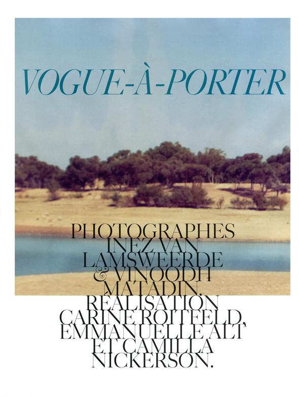 Vogue-a-porter. Изображение № 60.