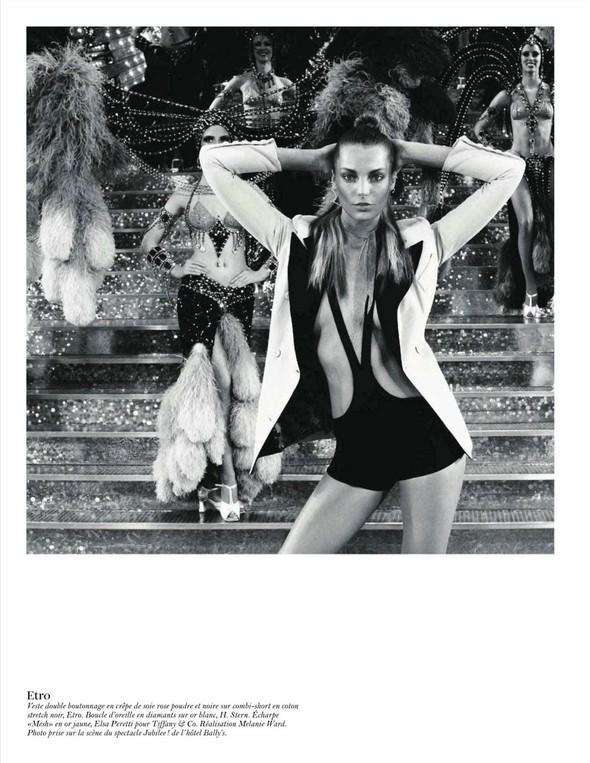 Съёмка: Дарья Вербова для французского Vogue. Изображение № 15.