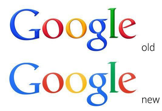 Google официально представила новый «плоский» логотип. Изображение № 2.