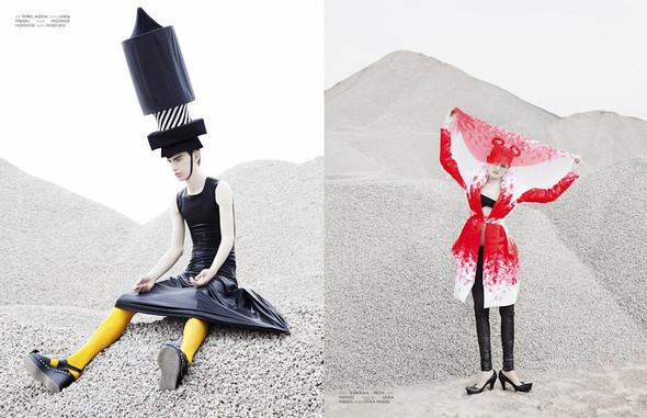 Изображение 7. Fashion-авангард из разных стран.. Изображение № 7.
