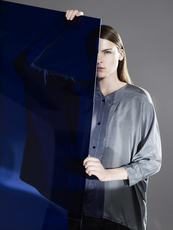 Лукбук: Urban Mobility by Hussein Chalayan FW 2011. Изображение № 22.