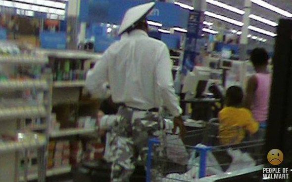 Покупатели Walmart илисмех дослез!. Изображение № 110.