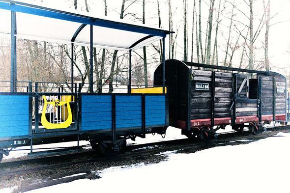 Миниатюрный поезд. Изображение № 71.