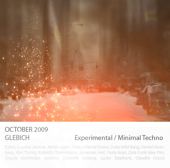 October mix 2009. This music transfer mood of autumn. Изображение № 1.