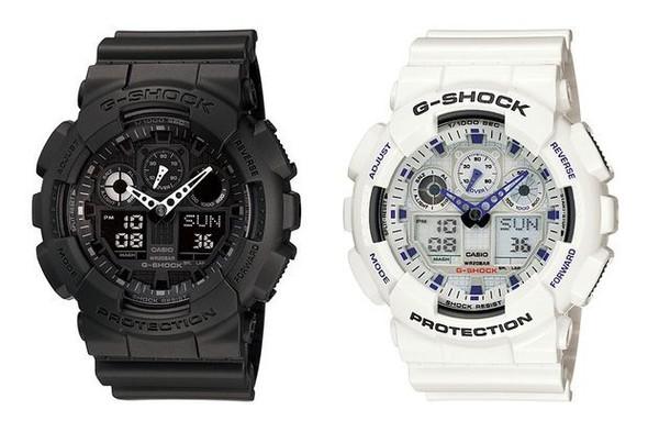 G-Shock & Мартовская коллекция от Casio. Изображение № 4.