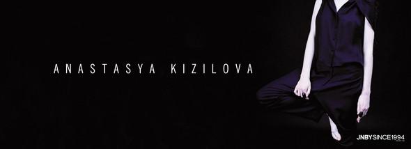 Изображение 1. Дизайнер Анастасия Кизилова в пространстве JNBY.. Изображение № 1.