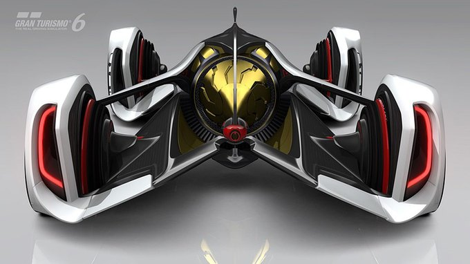 Chevrolet создала суперкар для Gran Turismo. Изображение № 29.