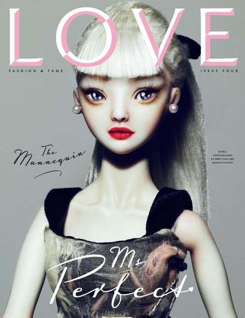 8 обложек четвёртого номера LOVE Magazine. Изображение № 5.