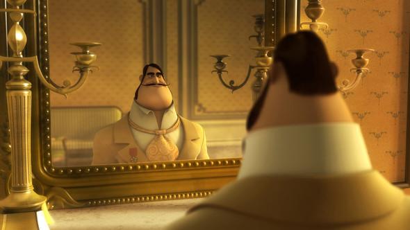 """Монстр в Париже"" (3D). Изображение № 4."
