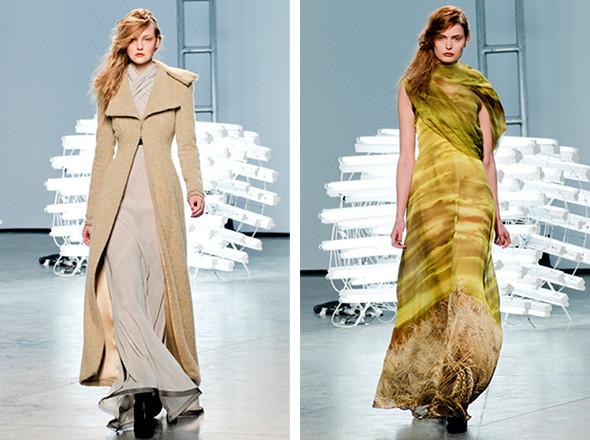 Изображение 17. Показы на неделе моды в Нью-Йорке: мнения.. Изображение № 14.