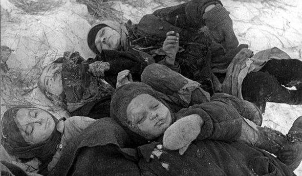 Блокада ленинграда. Изображение № 22.