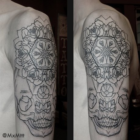 10 любимых татуировщиков Дмитрия Зеленцова. Изображение № 7.