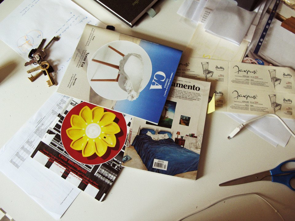Рабочее место: Омар Соса, арт-директор журнала Apartamento. Изображение № 9.