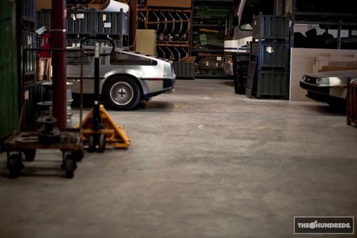 DeLorean. Автомобиль-легенда. Части 3 & 4. Изображение № 9.