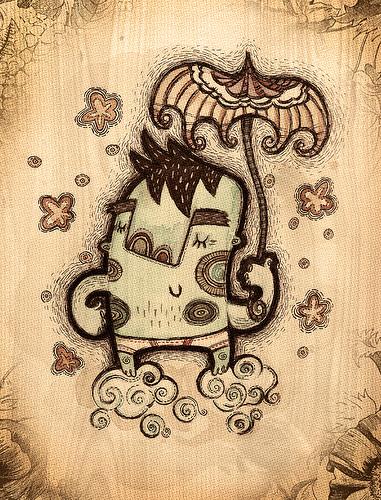 Иллюстратор Alberto Cerriteo. Изображение № 11.