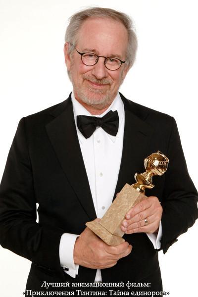 «Золотой глобус-2012»: победители. Изображение № 9.