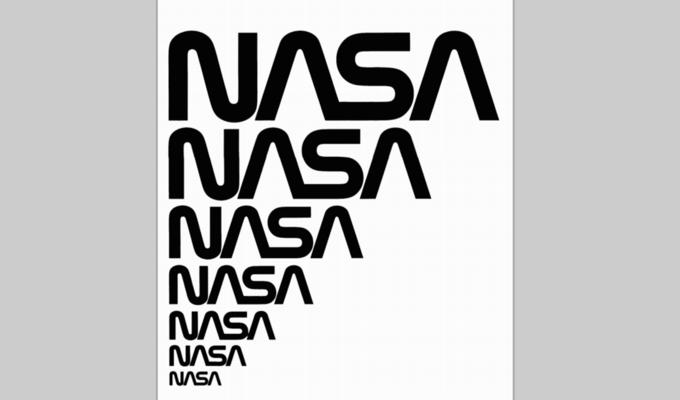 NASA опубликовало гайдлайны для логотипа-«червяка» . Изображение № 1.