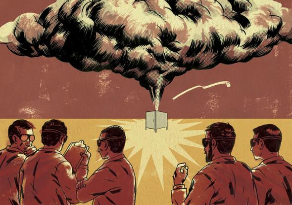 Изображение 20. Иллюстратор: Патрик Леджер.. Изображение № 12.
