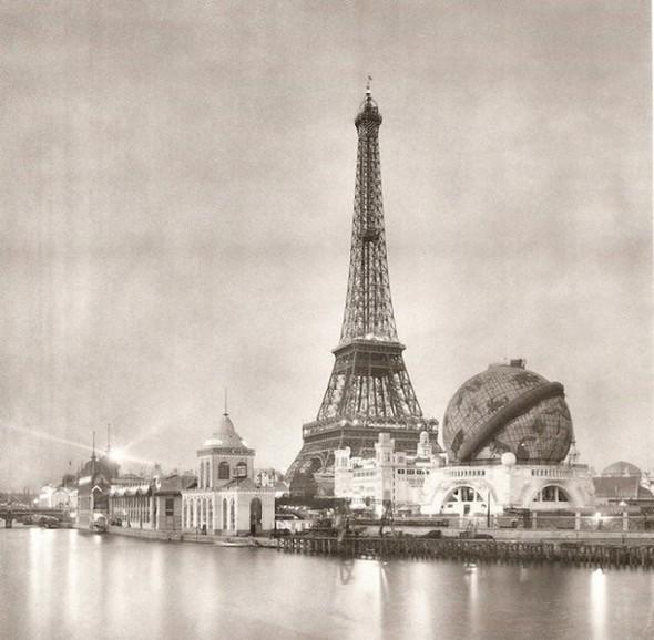 Фотографии старого Парижа. Изображение № 12.