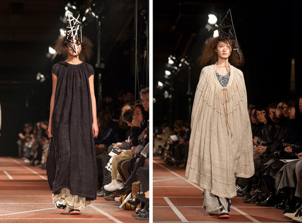 Japan Fashion Week AW 2010 - 2011. Изображение № 27.