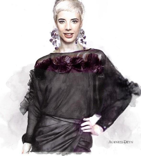 Fashion Illustration. Изображение № 7.