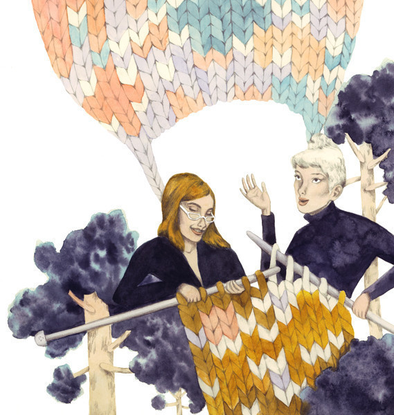 Иллюстрации Riikka Sormunen. Изображение № 26.