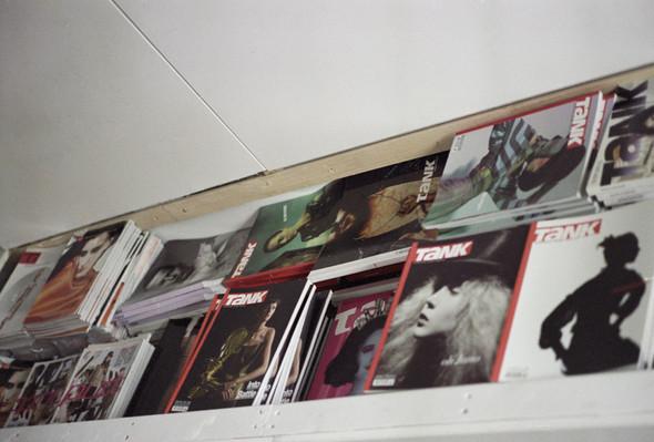 Офис редакции журнала TANK, Лондон. Изображение № 3.